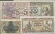Yugoslavia / Jugoslavien: Set Of 11 Notes Containing The Following Notes: Croatia 1, 5, 10 & 20 Dina - Jugoslavia