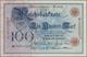 Deutschland - Deutsches Reich Bis 1945: 100 Mark 1903, Jeweils Einseitger Probedruck Der Vorder- Und - Allemagne
