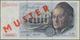 """Deutschland - Bank Deutscher Länder + Bundesrepublik Deutschland: 100 DM 1948 """"Franzosenschein"""" MUST - [ 7] 1949-… : FRG - Fed. Rep. Of Germany"""