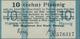 Deutschland - Nebengebiete Deutsches Reich: Der Magistrat Der Stadt Danzig 10 Und 50 Pfennig 1916, B - Zonder Classificatie