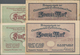 Deutschland - Notgeld - Württemberg: Heidenheim, Stadt, 5, 20 Mark, November 1918, Jeweils Ohne Präg - [11] Local Banknote Issues