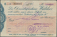 Deutschland - Notgeld - Württemberg: Waldsee, Oberamtssparkasse, 50 Tsd. Mark, E, O. D. (so Nicht Be - [11] Local Banknote Issues