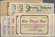 Deutschland - Notgeld - Württemberg: Winterlingen, Gemeinde, 50, 100 Mio. Mark, 1.10.1923; 1 Mrd.auf - Lokale Ausgaben