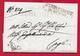 PREFILATELICA - PONTIFICIO - 1841 - Lettera Con Testo GUBBIO CAGLI - Bollo Postale SCHEGGIA - Magistratura - Italia