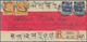 China - Fremde Postanstalten / Foreign Offices: Germany, 1902 Coiling Dragon 1 C.(2) Tied Lunar Date - Chine