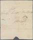 Baden - Marken Und Briefe: 1862, Wappen Auf Weißem Grund 6 Kr. Ultramarin Und Paar 1 Kr. Schwarz Mit - Bade