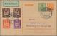 Deutsches Reich - Inflation: 1922, Amtliche Ganzsachenpostkarte Mit Zudruck Von Germania 20 Pfennig - Allemagne