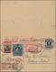 Danzig - Ganzsachen: 1922, Gebrauchte Ganzsachenpostkarte Mit Bezahlter Antwort, Wst. Wappen 40 (Pf) - Dantzig