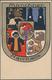 Ansichtskarten: Künstler / Artists: OBERMEIER, Otto (1883-1958), Deutscher Gebrauchsgraphiker, Maler - Künstlerkarten