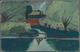 Ansichtskarten: Motive / Thematics: KARTOPHILIE / HANDGEMALTE AK, Ein Prächtiges Konvolut Mit Gut 90 - Cartes Postales