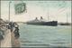 Ansichtskarten: Motive / Thematics: SCHIFFE / FRANKREICH, Historischer Bestand An Weit über 400 Alte - Ansichtskarten