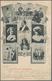 Ansichtskarten: Motive / Thematics: VOLKSBELUSTIGUNG / VARIETÉ, Schachte Mit über 150 Historischen A - Postcards