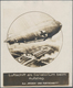 Ansichtskarten: Motive / Thematics: ZEPPELIN: Over 140 Zeppelin Postcards, Mostly Real Photos With T - Cartes Postales