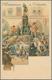 Ansichtskarten: Bayern: MÜNCHEN ALTSTADT BRUNNEN, Schachtel Mit Knapp 200 Alten Ansichtskarten Ab 18 - Non Classés