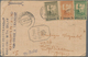 Indien: 1940-45 (ca.): Group Of 22 WWII CENSOR Covers From/to India, Portuguese India, Burma, Malaya - India (...-1947)