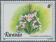Ruanda: 1981, Flowers Complete Set Of Ten In An Investment Lot With About 950 Sets Mostly In Part/co - Rwanda