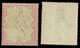 India 1925 Edward 2r On 10r Green And Carmine Official Mint - Scarce Shade SG O101a £475+ - 1997 APS Certificate - India (...-1947)