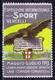 Italy  Esposizone Internazionale Delo Sport Vercelli  1913 - 1900-44 Victor Emmanuel III