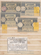 """Korea - Besonderheiten: 1942/82, Collection Of International Reply Coupons, Inc. Four """"Chosen"""" From - Timbres"""