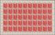 Deutsches Reich - 3. Reich: 1945, SA/SS Gezähnt, 1.000 Komplette Serien In Einheiten, Postfrisch. Mi - Duitsland