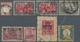Deutsches Reich: 1875/1945, Umfangreiche, In Den Hauptnummer über Weite Strecken überkomplette, Gest - Collections