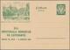Danzig - Ganzsachen: 1927, Komplette Serie Von 11 Ungebrauchten Ganzsachenbildpostkarten Mit Wst. Wa - Dantzig