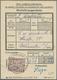 Berlin: 1949, Partie Mit 10 Einlieferungsscheinen Für Pakete Bzw. Postgüter, Jeder Schein Mit Einzel - Neufs