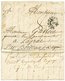 """1785 COLONIES/B. Sur Lettre D ' HAITI Avec Texte Daté """"DONDON"""" Pour LAYRAC. RARE. Superbe. - Marcophilie (Lettres)"""
