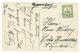 CAROLINES : 1913 5pf Canc. PONAPE KAROLINEN In Blue On Card To GERMANY. Signed LANTELME. Vvf. - Duitsland