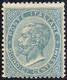 1863 - 15 Cent. De La Rue (L18), Discreta Centratura, Gomma Integra, Perfetto. Cert. Diena.... - 1861-78 Victor Emmanuel II