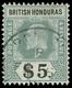 O British Honduras - Lot No.248 - Honduras