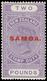 * Samoa - Lot No.986 - Samoa