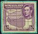 O Somaliland Protectorate - Lot No.1032 - Somaliland (Protectorat ...-1959)