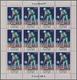 Thematik: Raumfahrt / Astronautics: 1970, Apollo Space Flights, Fujeira 187 X Michel No. 390/398 Min - Espace