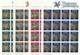 Zumstein 715-718 / Michel 776-779 Bogen-Serie Einwandfrei Postfrisch/** - Blocks & Sheetlets & Panes