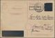 Alliierte Besetzung - Ganzsachen Aufbrauch: Sowjetische Zone: 1945, Beh. GSK OPD Schwerin Als Selten - Postzegels