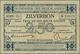 Netherlands / Niederlande: Ministerie Van Financiën Pair With 1 Gulden Zilverbon 1914 P.4a (VF) And - Nederland