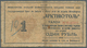 "Russia / Russland: National Trust ""Arcticugol"" 1 Ruble 1946, P.NL (Istomin A-4.1), Well Worn Conditi - Rusia"