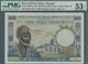 Senegal: Banque Centrale Des États De L'Afrique De L'Ouest 5000 Francs ND(1961-65) With Code Letter - Senegal