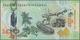 Papua New Guinea: Huge Lot With 1225 Banknotes Comprising 100x 2 Kina P.1, 100x 2 Kina P.5a, 110 Pcs - Papoea-Nieuw-Guinea