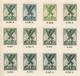 """Alle Welt: 1950s (approx.), Great Britain. Corded Folder """"Colour Specimens"""" By Thomas De La Rue Ltd, - Collections (sans Albums)"""