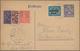 Deutsches Reich - Dienstmarken: 1884/1945, Interessanter Bestand Von über 200 Dienstbriefen Von Der - Service