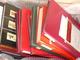 CARTON CONTENANT 8 ALBUMS MONDE - POUR ÉTUDE - Collections (with Albums)