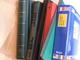 CARTON CONTENANT 5 ALBUMS MONDE - POUR ETUDE - Collections (with Albums)