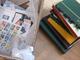 CARTON CONTENANT 7 ALBUMS MONDE + VRAC MONDE - POUR ETUDE - Collections (with Albums)