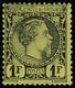 Neuf Avec Charnière N° 9, 1f Charles III, Cl, TB - Briefmarken