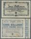 Deutschland - Notgeld: 1923, Partie Von Etwa 200 Notgeldscheinen Der Hochinflation, Darunter U.a. 1 - Deutschland