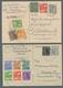 Deutschland: 1915-1959, Partie Von Etwa 150 Belegen Mit U.a. 3. Reich, Deutscher Besetzung 2. Weltkr - Allemagne