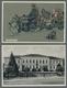 Ansichtskarten: 1900-1960 (ca.), Partie Von Etwa 180 Ansichtskarten Mit U.a. Deutschland, Europa Und - 500 Karten Min.