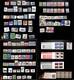 DANIMARCA - 1935/2010 - Collezione Di Valori Serie Complete Foglietti E Libretti Del Periodo In 7 Pagine Di Raccoglitore - Unclassified